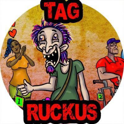 North Landing Tag Ruckus logo