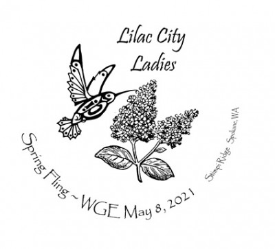 Lilac City Ladies Spring Fling ~ WGE logo