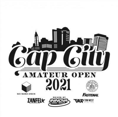 Cap City Amateur Open Driven by Innova logo