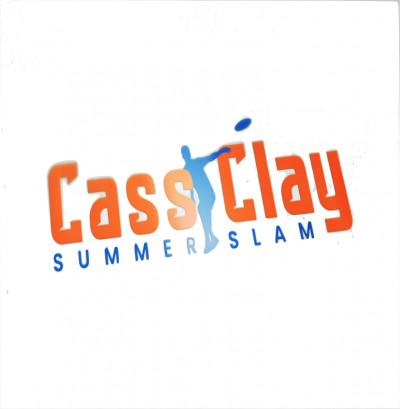 Cass Clay Summer Slam II sponsored by Rock 30 Games logo
