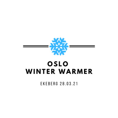 Oslo Winter Warmer 2021 by Nordisc logo