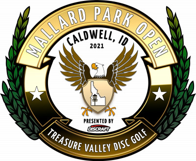 Mallard Park Open presented by Discraft logo