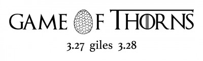 Game of Thorns logo