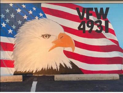 Veterans for Vets benefiting VFW Post 4931 logo