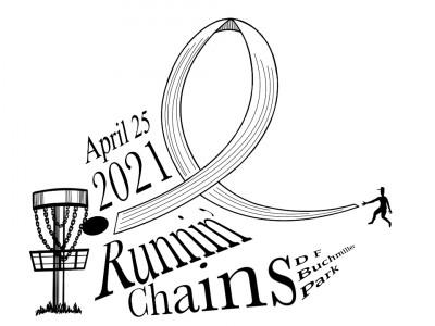 2021 Runnin' Chains for Leukemia and Lymphoma Society logo