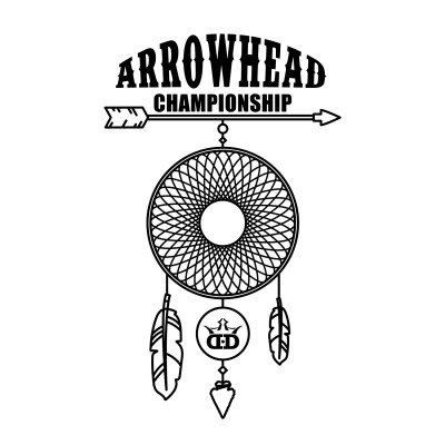 The Arrowhead DGC Championship Presented By Dynamic Discs - INT & PRO Divisions logo