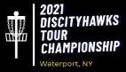2021 DISCityhawks Tour Championship logo