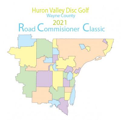 Road Commissioner Classic presented by Discraft (MA1,MA3,MA50) logo