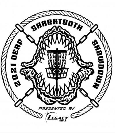 Deaf Sharktooth Showdown presented by Legacy Discs logo