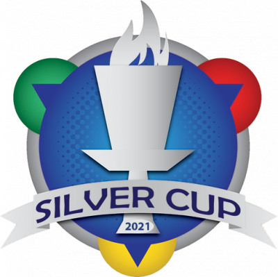 Silver Cup XXI - Amateurs presented by Discmania and Rollin' Ridge logo
