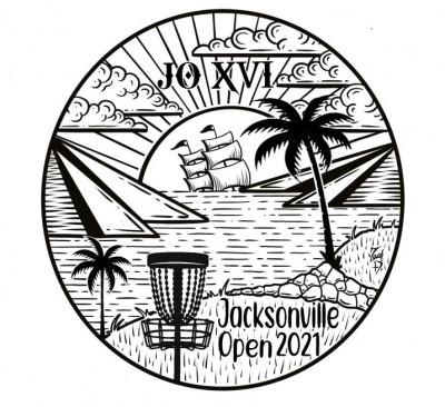 2021 Jacksonville Open sponsored by BoorasMD.com logo