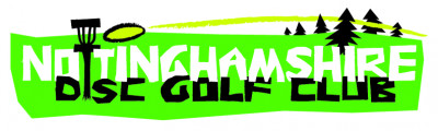 2021 East Midlands Meltdown + WGE presented by Nottinghamshire Disc Golf Club logo