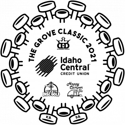The 2021 Grove Classic presented by Idaho Central Credit Union logo