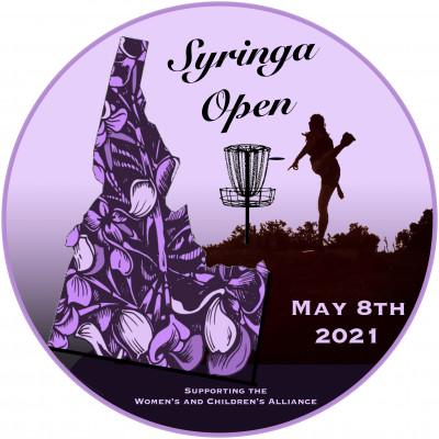Syringa Open logo