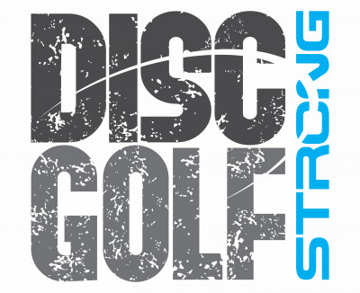 Disc Golf Strong - DDO Clinic logo