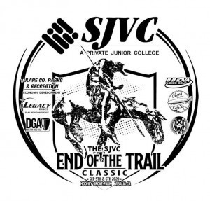 2021 End of the Trail (SJVC) Classic - A Tier 10k$ ADDED Cash Sponsored by San Joaquin Valley College logo
