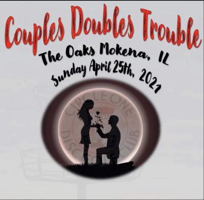 Couples Doubles Trouble logo