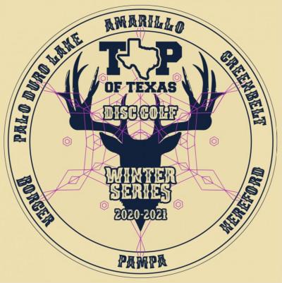 Top of Texas Winter Series #6- Palo Duro Lake logo