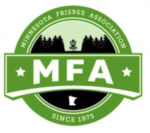 Mulligan Stew presented by the Minnesota Frisbee Association logo