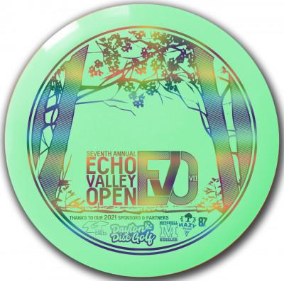 Echo Valley Open VII Practice flex Start logo