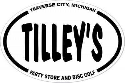 Tilley's Open (Sunday) logo