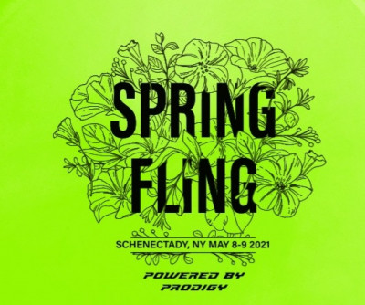 Schenectady Spring Fling - Powered by Prodigy logo