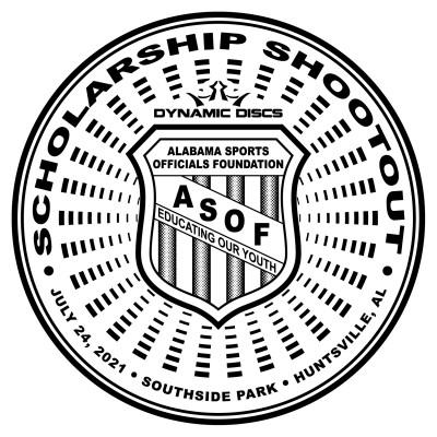 ASOF Scholarship Shootout Presented by Dynamic Discs logo