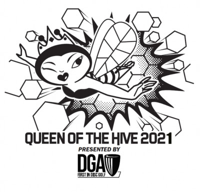 WGE - Queen of the Hive 2021 logo