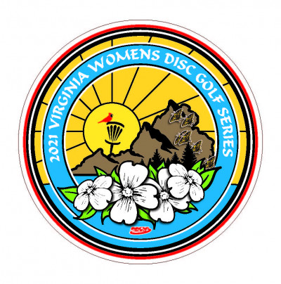 VWDGS #3:  The Tiger Lily (LoCo DGC) logo