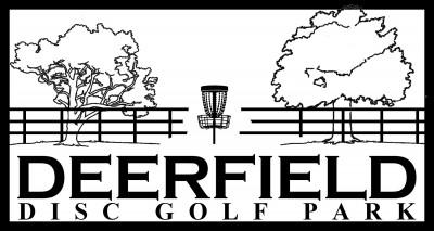 """Deerfield Ribbon Cutting"" logo"