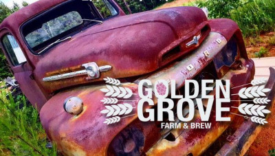 Golden Grove Farm & Brouhaha logo