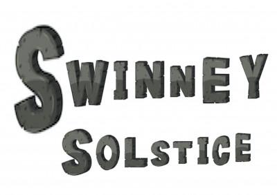 Swinney Solstice - Single-Round Shotgun Start logo