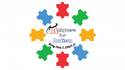 Anhyzers for Autism Presented by Good Sports Disc Golf-Recreational and Novice logo