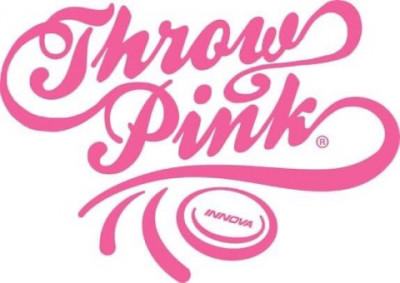 Throw Pink Charity Mixed Doubles at FDR logo