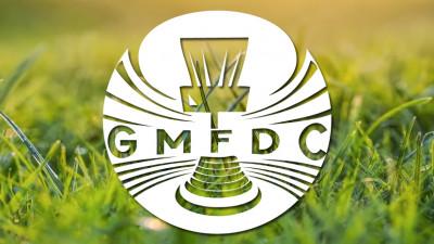 GMFDC Urban Disc Golf logo