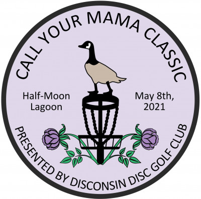 Call Your Mama Classic + WGE Sponsored by Dynamic Discs logo