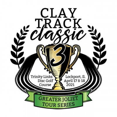 Clay Track Classic 3 logo