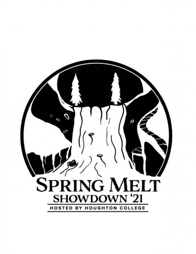 Spring Melt Showdown hosted by Houghton College logo