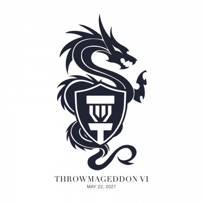 Throwmageddon VI logo