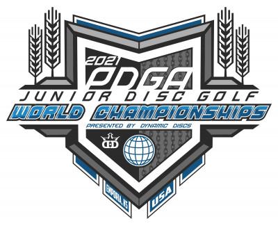 2021 PDGA Junior Disc Golf World Championships logo