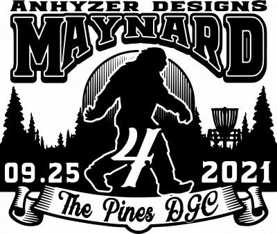 Maynard part 4 sponsored by Dynamic Discs logo