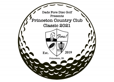 Princeton Country Club Classic with the Chasing the Chains RV logo