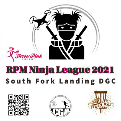 RPM Ninja League 2021 Week 5 logo
