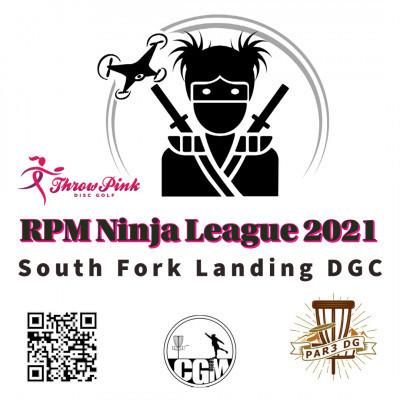 RPM Ninja League 2021 Week 9 logo