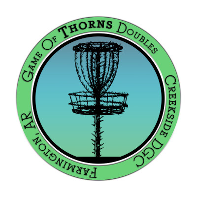 Game of Thorns Doubles logo