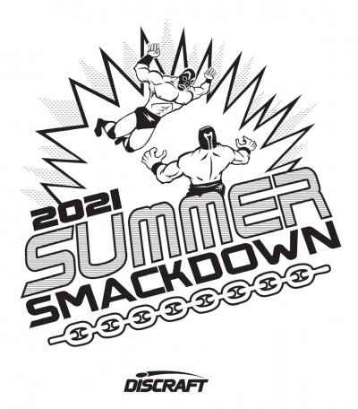 2021 Summer Smackdown Presented by Discraft (All Other Divisions) (WI Tour Stop) logo