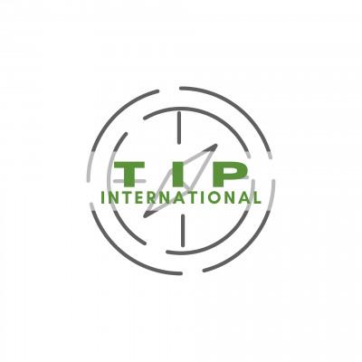 2nd Annual TIP International Disc Golf Fundraiser 2021 logo