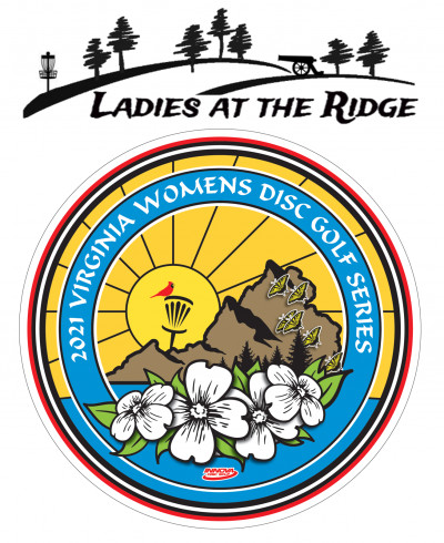 WGE - Ladies at the Ridge - VWDGS Stop #1 logo