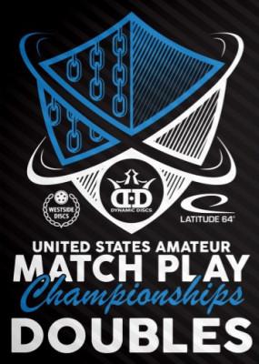 US Amateur Match Play Championships Doubles logo