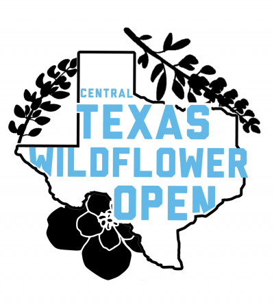 2021 Central Texas Wildflower Open sponsored by Dynamic Discs logo